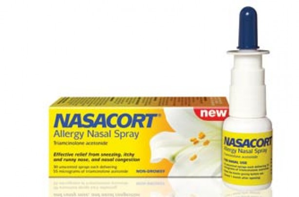 Nasacort Allergy Nasal Spray