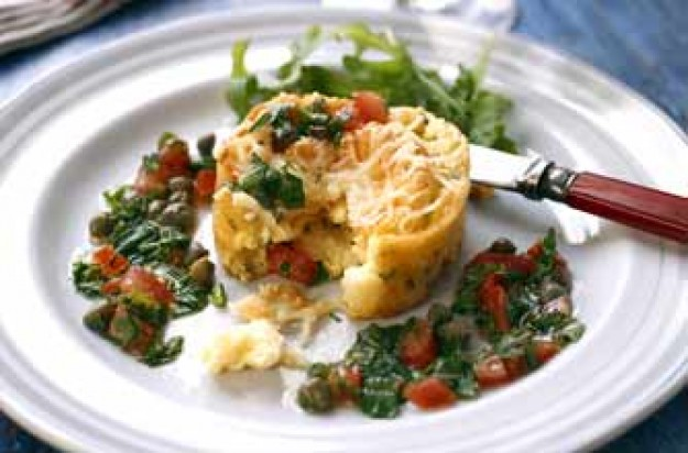 Herb souffle