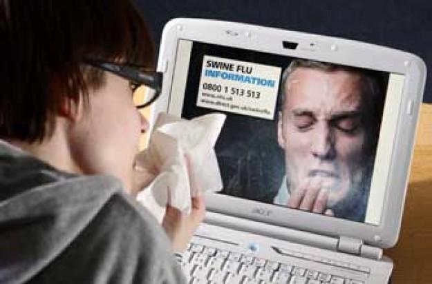 Swine flu information leaflet online