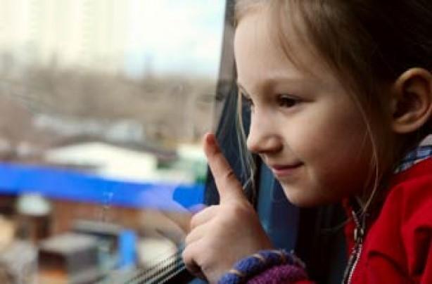 Child travelling
