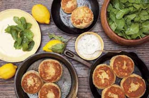 Economy Gastronomy fishcakes