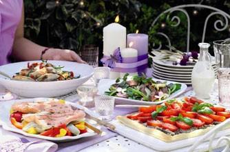 Menu Ideas: Summer Wedding Buffet Menu Ideas