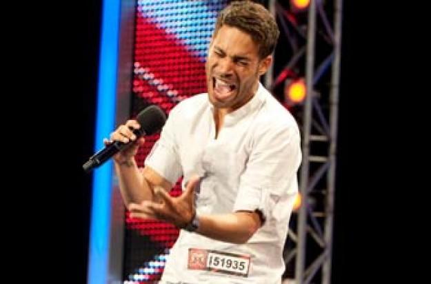 Danyl Johnson X Factor 2009