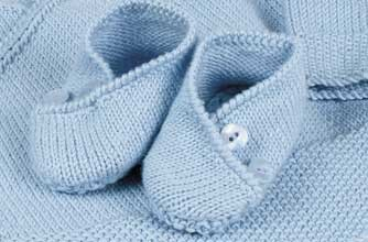 Woman's Weekly Knitting pattern baby shoes