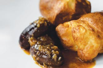 Hairy Bikers' Yorkshire pudding and black porkies