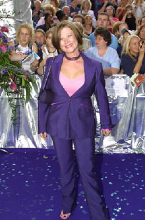 Hannah Waterman 2001