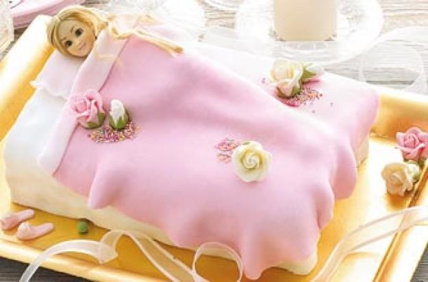Annabel Karmel kids princess birthday cake recipe goodtoknow