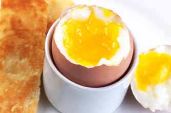 How to soft boil an egg recipe - goodtoknow