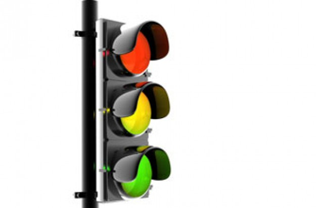 Traffic lights, diet