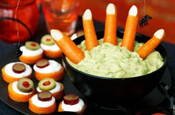 halloween party food ideas frankenstein fingers and