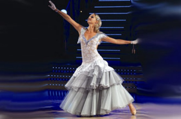 Ali Bastian, Strictly Come Dancing