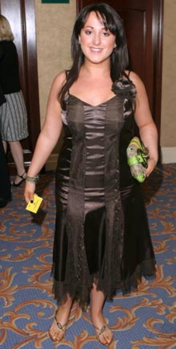 Natalie Cassidy December 2004