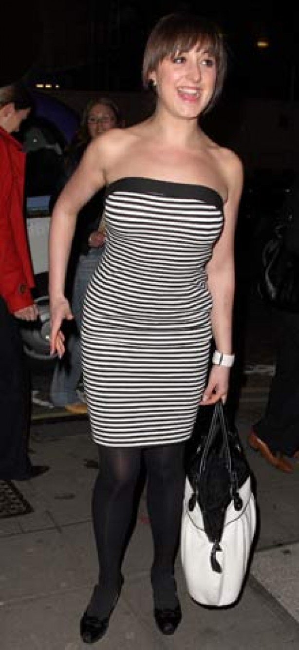 Natalie Cassidy March 2008