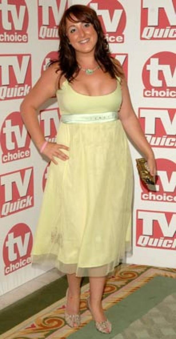 Natalie Cassidy September 2005