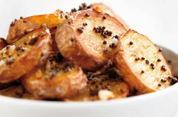 Sauteed potatoes with mustard seeds recipe - goodtoknow