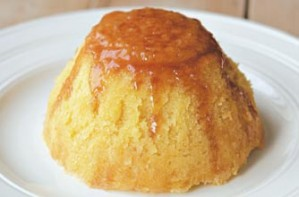 Hugh Fearnley-Whittingstall's lemon sponge pudding