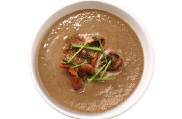 Mushroom and Marsala soup