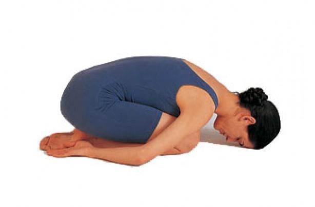 Yoga position, Child pose