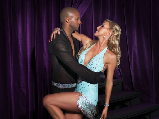 Ricky Whittle Strictly Come Dancing,