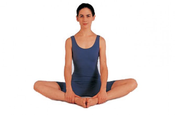 Yoga positions, Tailor pose