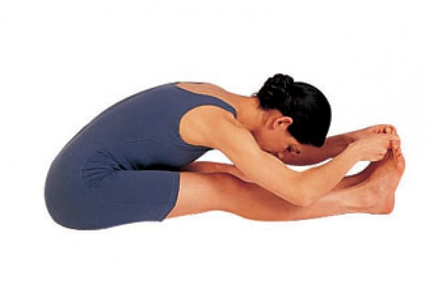 Yoga positions, Sitting-forward bend