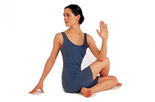 Yoga positions, Twist