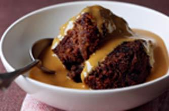 Video recipe: Phil Vickery's sticky toffee pudding recipe - goodtoknow