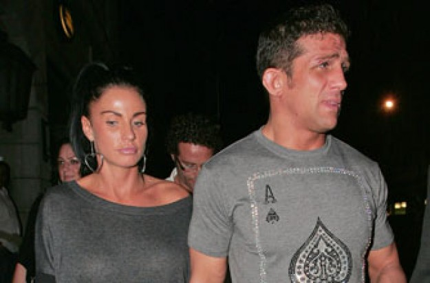 Jordan and Alex Reid relationship