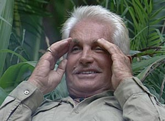 George Hamilton quits I'm A Celebrity