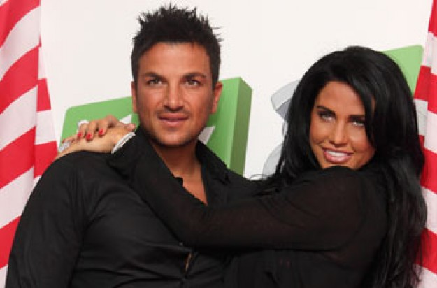 Peter Andre and Katie Price back together