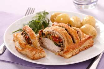 Mediterranean chicken parcels recipe - goodtoknow