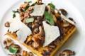 Gordon Ramsay mushroom polenta