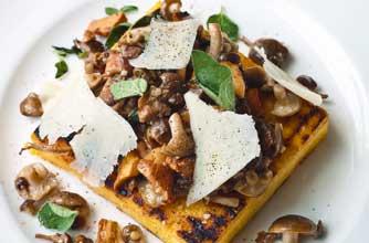 Gordon Ramsay S Mushroom Polenta Recipe Goodtoknow