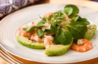 Prawn and avocado salad, woman's weekly recipes recipe ...