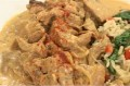 Video recipe: Jo Pratt's pork and porcini stroganoff
