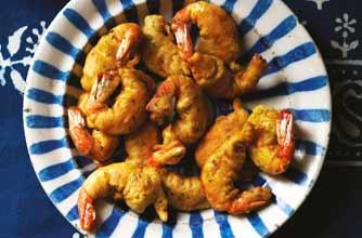 Gordon Ramsay's spicy prawn pakoras recipe - goodtoknow