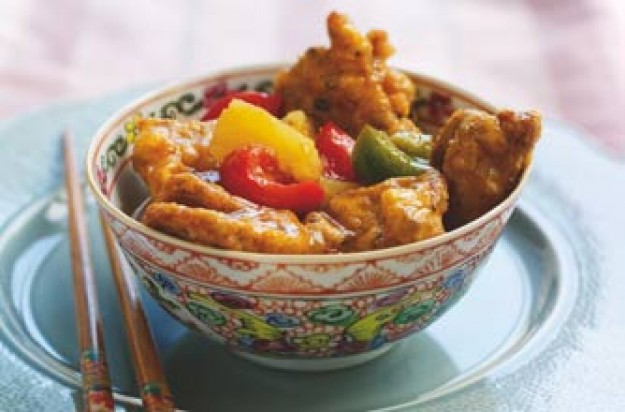 Ching-He Huang's sweet and sour pork