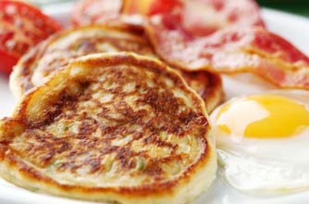 Irish Boxty pancakes