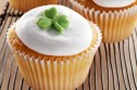 Shamrock cupcakes