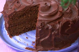 How To Make Chocolate Fudge Cake Recipe Goodtoknow