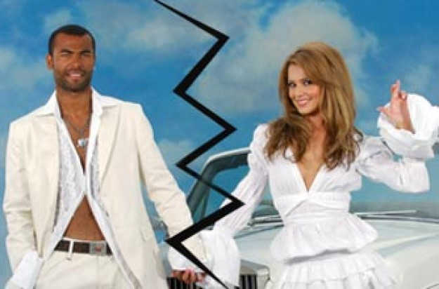 Cheryl Cole Ashley Cole split