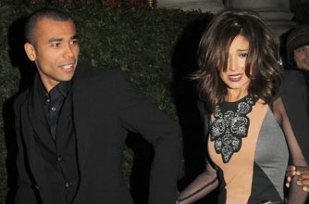 Cheryl and Ashley Cole split
