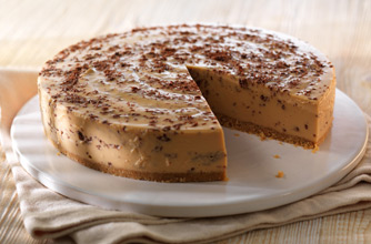 Baileys White Chocolate Biscuit Cake Recipe