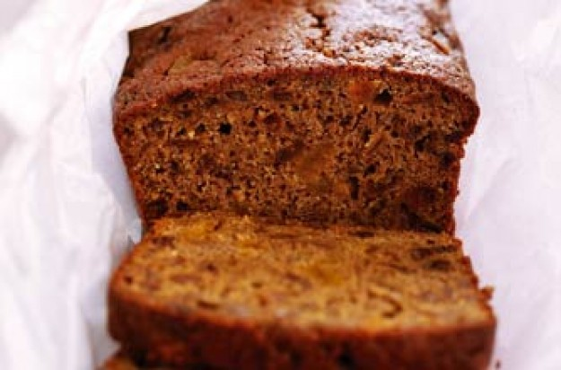 Fat-free fruit loaf recipe