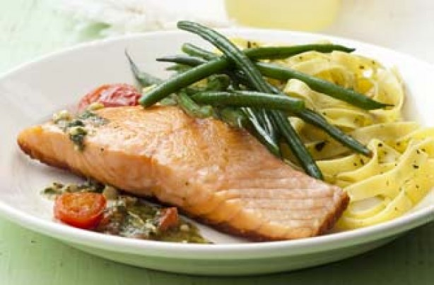 Grilled salmon steaks recipes easy
