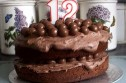 Jane Fraser makes our Maltesers cake