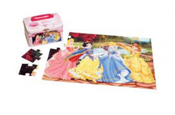 Princess Toys For 3 Year Olds : Baby toys year olds disney princess puzzle in a tin