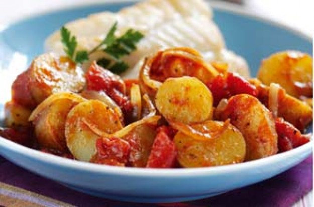 Bombay new potato curry recipe - goodtoknow