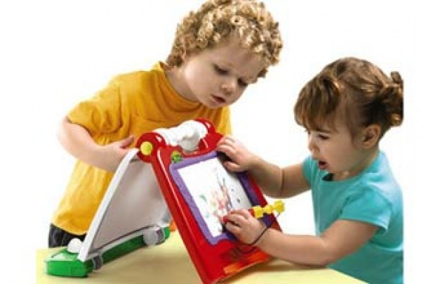 Crayola Mini Kids My First Easel