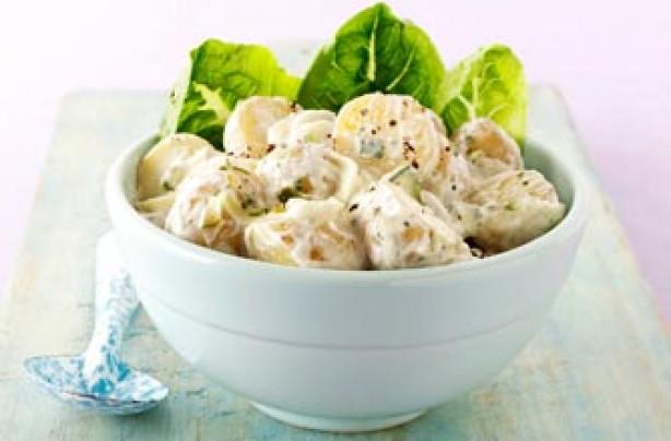 Our best potato salad recipes - Pesto asparagus and potato salad ...